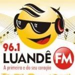Logo da emissora Rádio Luandê 96.1 FM