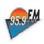 Logo da emissora R�dio Luz e Alegria 95.9 FM