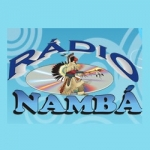 Logo da emissora Rádio Nambá 1410 AM