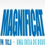 Logo da emissora R�dio Magnificat 103.5 FM