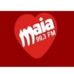 Logo da emissora R�dio Maia 99.3 FM