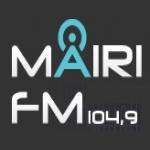 Logo da emissora Rádio Mairi 104.9 FM