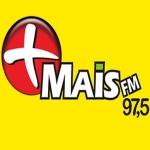 Logo da emissora Rádio Mais 97.5 FM