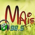 Logo da emissora R�dio Mais 98.5 FM