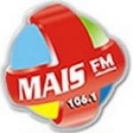 Logo da emissora R�dio Mais 106.1 FM