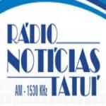 Logo da emissora Rádio Notícias 1530 AM