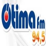 Logo da emissora R�dio �tima 94.5 FM