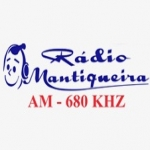 Logo da emissora R�dio Mantiqueira 680 AM