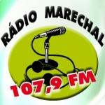 Logo da emissora R�dio Marechal 107.9 FM