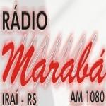 Logo da emissora Rádio Marabá 1080 AM