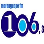 Logo da emissora R�dio Maranguape 106.3 FM