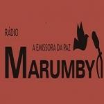 Logo da emissora R�dio Marumby 730 AM