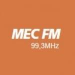 Logo da emissora R�dio MEC 99.3 FM