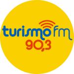 Logo da emissora Rádio Turismo 90.3 FM