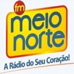 Logo da emissora R�dio Meio Norte 99.9 FM
