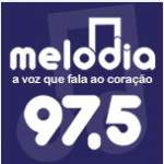Logo da emissora R�dio Melodia 97.5 FM