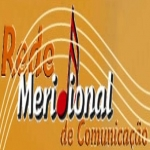 Logo da emissora Rádio Meridional 92.9 FM