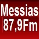 Logo da emissora R�dio Messias 87.9 FM