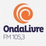 Logo da emissora R�dio Onda Livre 105.3 FM