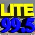 Logo da emissora KHMB 99.5 FM Lite