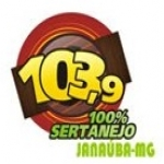 Logo da emissora Rádio Onda Norte 103.9 FM