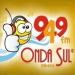 Logo da emissora R�dio Onda Sul 94.9 FM