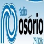 Logo da emissora Rádio Osório 750 AM