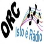 Logo da emissora Rádio ORC 1240 AM