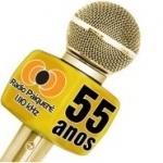 Logo da emissora Rádio Paiquerê 1110 AM