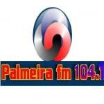 Logo da emissora R�dio Palmeira 104.1 FM