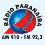 Logo da emissora R�dio Parana�ba 910 AM