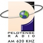 Logo da emissora R�dio Pelotense 620 AM