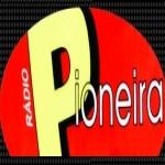 Logo da emissora Rádio Pioneira 1550 AM