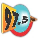 Logo da emissora R�dio Minuano 97.5 FM