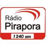 Logo da emissora R�dio Pirapora 1240 AM
