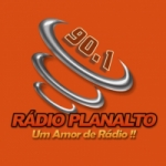Logo da emissora R�dio Planalto 1530 AM