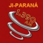 Logo da emissora Rádio Planalto 1390 AM