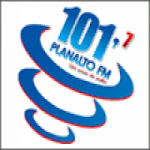 Logo da emissora Rádio Planalto 101.7 AM