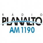 Logo da emissora Rádio Planalto 1190 AM