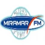 Logo da emissora Rádio Miramar 107.7 FM