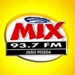 Logo da emissora Rádio Mix 93.7 FM