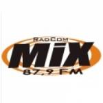 Logo da emissora Rádio Radcom Mix 87.9 FM