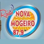 Logo da emissora Rádio Nova Mogeiro 87.9 FM