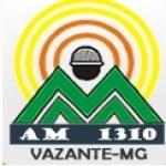 Logo da emissora Rádio Montanheza 1310 AM