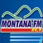 Logo da emissora R�dio Montana 89.9 FM