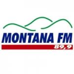 Logo da emissora Rádio Montana 89.9 FM