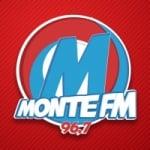 Logo da emissora Rádio Monte 96.7 FM