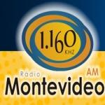 Logo da emissora R�dio Montevideo 1160 AM