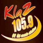 Logo da emissora Radio KLAZ 105.9 FM