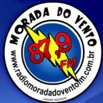 Logo da emissora Rádio Morada do Vento 87.9 FM